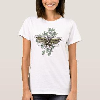 Wonder het Logo van de Bijenkoningin van de Vrouw T Shirt