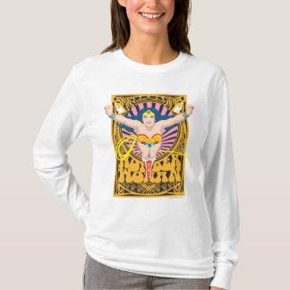 Wonder het Poster van de Vrouw T Shirt