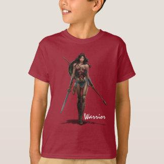 Wonder het slag-Klaar Grappige Art. van de Vrouw T Shirt