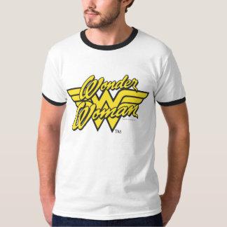 Wonder Logo 1 van de Vrouw T Shirt