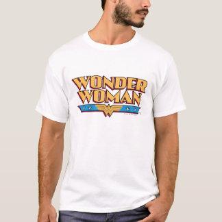 Wonder Logo 2 van de Vrouw T Shirt