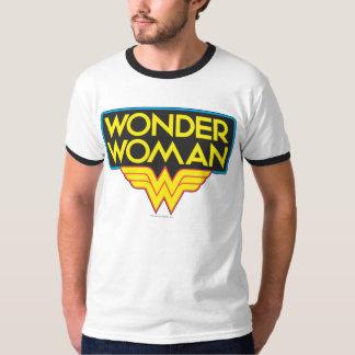 Wonder Logo 3 van de Vrouw T Shirt