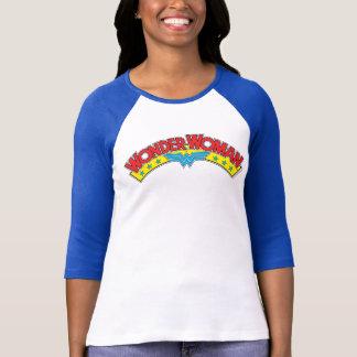 Wonder Logo van het Boek van de Vrouw 1987 het T Shirt
