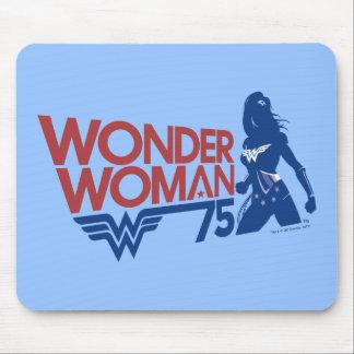 Wonder Logo van het Jubileum van de Vrouw Muismat