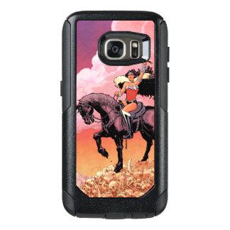 Wonder Nieuwe 52 Grappige Dekking van de Vrouw #24 OtterBox Samsung Galaxy S7 Hoesje