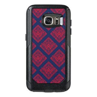 Wonder Symbool het Uit de Amazone van de Vrouw OtterBox Samsung Galaxy S7 Hoesje