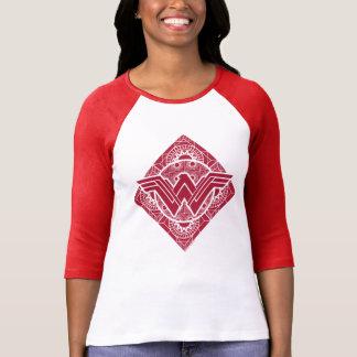 Wonder Symbool het Uit de Amazone van de Vrouw T Shirt