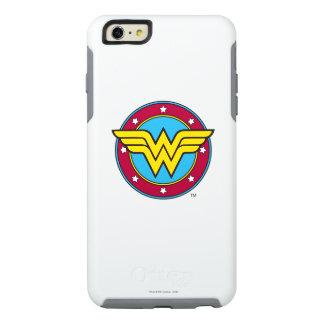 Wonder Vrouw | het Logo van de Cirkel & van OtterBox iPhone 6/6s Plus Hoesje