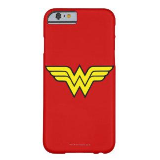 Wonder Vrouw   Klassiek Logo Barely There iPhone 6 Hoesje