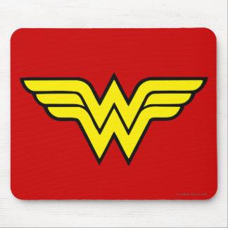 Wonder Vrouw   Klassiek Logo Muismat