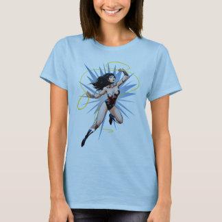 Wonder Vrouw & Lasso van Waarheid T Shirt