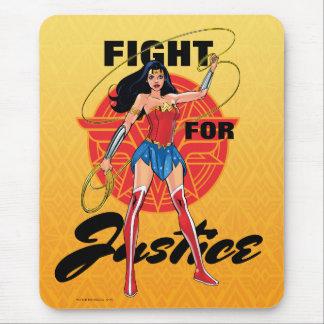 Wonder Vrouw met Lasso - Strijd voor Muismatten