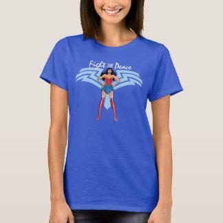 Wonder Vrouw - Strijd voor Vrede T Shirt