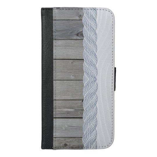Wooddream iphone portemonnee hoesje