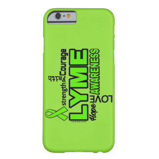 Woorden… Lyme Barely There iPhone 6 Hoesje