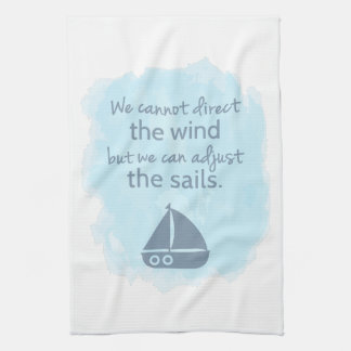 Woorden van Citaat van de boot van het Zeil van de Theedoek