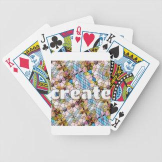 Woorden van Inspiratie - Creëer Poker Kaarten