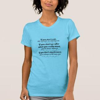 Woorden van Wijsheid T Shirt