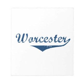Worcester Notitieblok