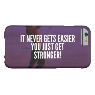 Word Sterker - Motivatie Training Barely There iPhone 6 Hoesje