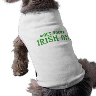 Word Uw Iers Shirt
