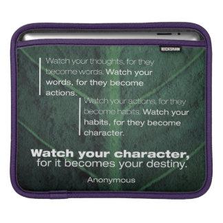 Wordt Uw Lot Sleeve Voor iPad