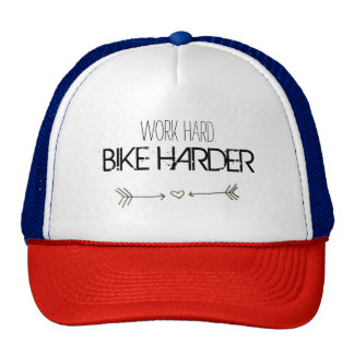 work hard. BIKE HARDER Petten