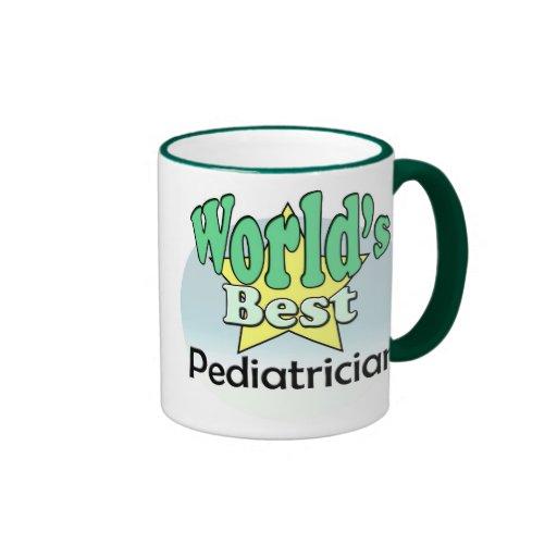 World's Best Pediatrician Beker