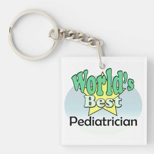 World's best Pediatrician Sleutelhanger