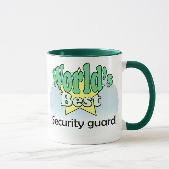 World's Best Security Guard Mok