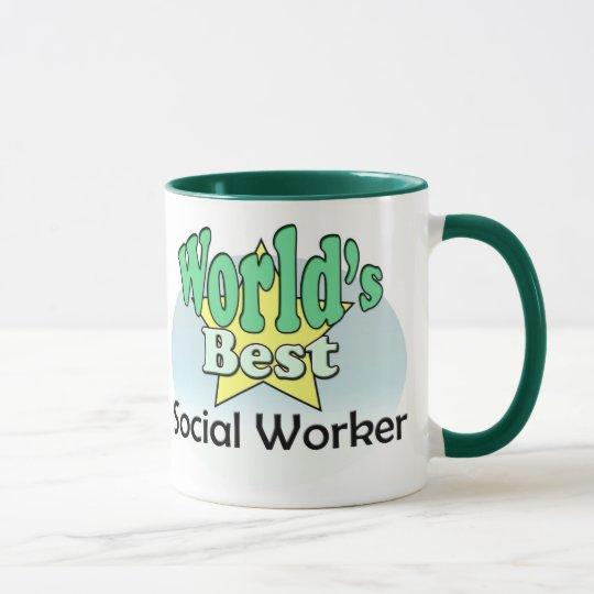World's Best Social Worker Mok