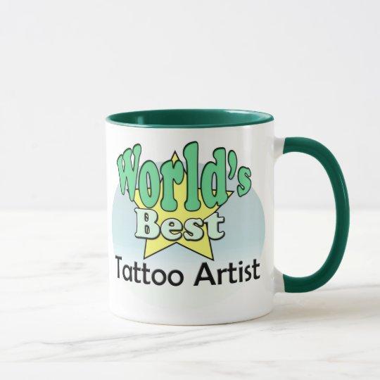 World's Best Tattoo Artist Mok