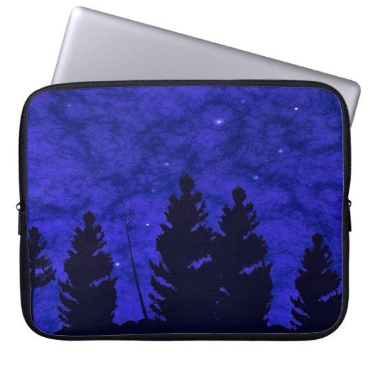 Worlds Much Like Ours Laptop Sleeve