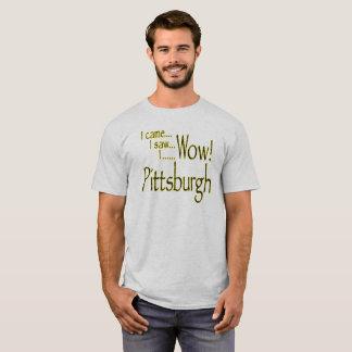 WOW DE T-SHIRT VAN PITTSBURGH