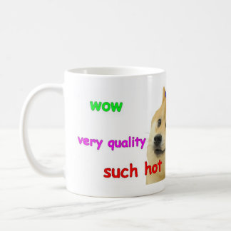 WOW, dogemok Koffiemok