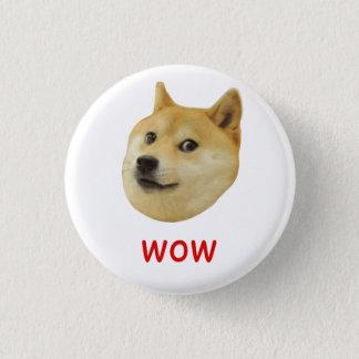 Wow van de doge zeer Veel Hond Dergelijke Shiba Ronde Button 3,2 Cm