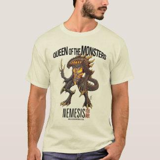 Wraakgodin - Koningin van de Monsters T Shirt