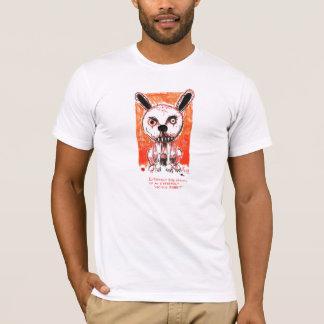 Wreed Konijn door Ian Miller T Shirt