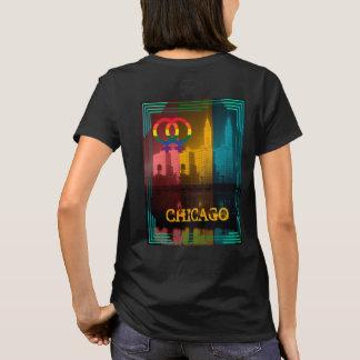 Wrigley van de jaren '30 van de Trots van Chicago T Shirt
