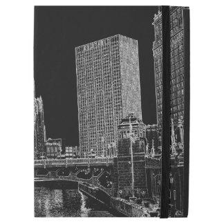 Wrigley van de Rivier 1967 van Chicago de Tijden