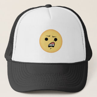WTF Emoji Trucker Pet