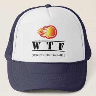 WTF - waar is de Vuurbol? Trucker Pet