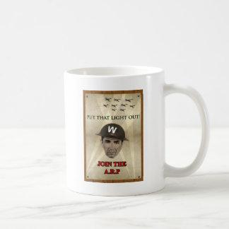 WW2 ARP die Poster aanwerven Koffiemok