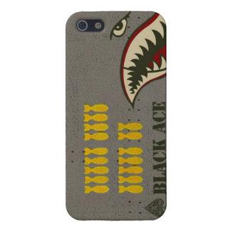 WW2 de tanden van de bommenwerpershaai iPhone 5 Hoesje