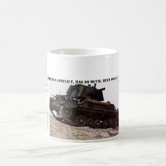 WW2 het Citaat van Churchill - LEGER 2 Koffiemok
