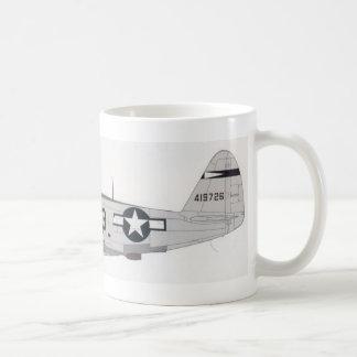 ww2 p-47 koffiemok