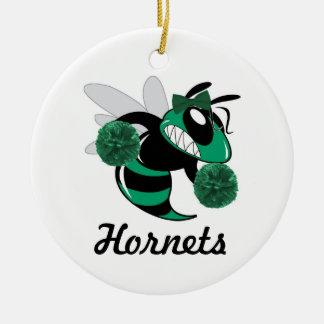 WWHS de Horzel Cheerleading verandert het Ornament