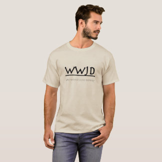 WWJD T SHIRT