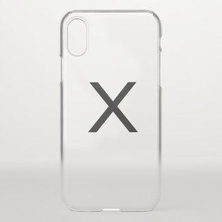 X iPhone X Hoesje
