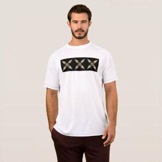 X Tekens het Overhemd van het Netwerk van de Vlek T Shirt